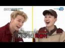 Шоу Weekly Idol - Ep. 329 ♥Super Junior♥ 2 часть рус.саб