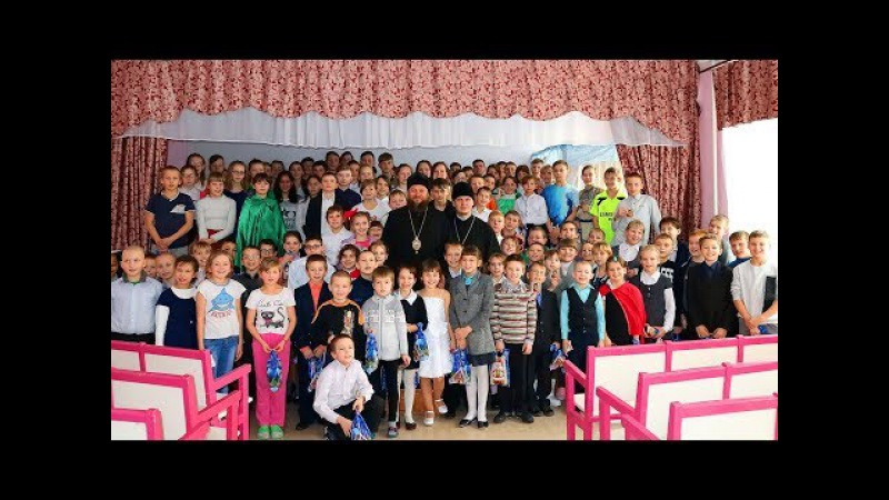 Рождество Христово в Мошковской, Колыванской и Ордынской школах интернатах Нов ...