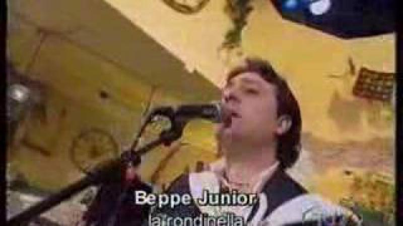 Beppe junior la rondinella tarantella