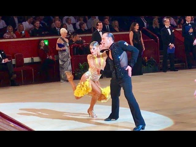 Riccardo Cocchi - Yulia Zagoruychenko, International Championships 2017, rumba, final dance