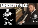 Undertale - Nyeh Heh Heh! and Bonetrousle on Piano