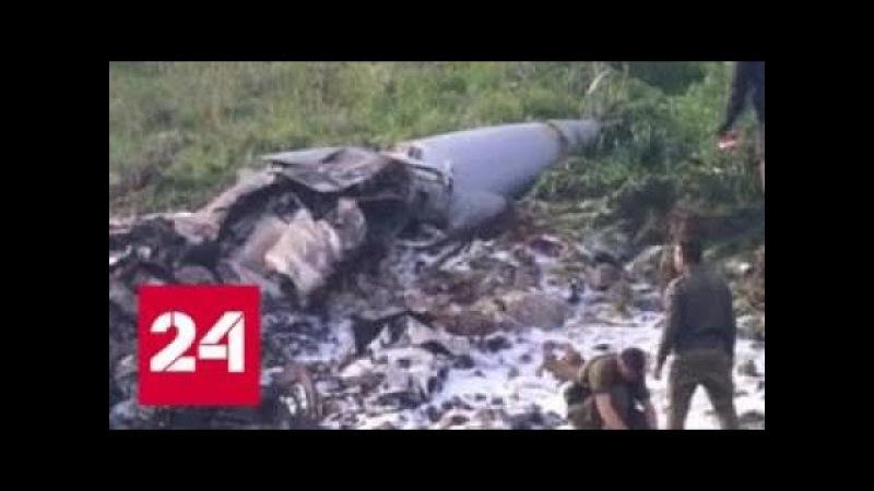 Израиль атаковал военные объекты Сирии, в ответ подбиты несколько самолетов - Ро...