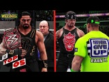 WWE 2K18 Wrestlemania 34 - Top 5 Shocking Things Might Happen At Wrestlemania 34!