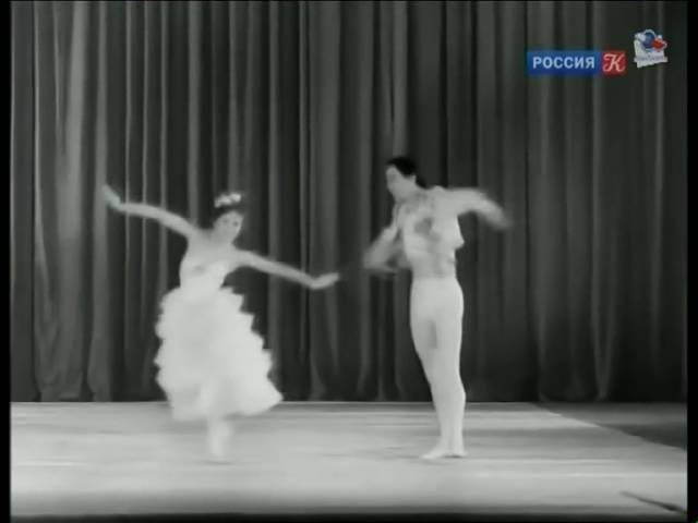 Рудольф Нуреев - Нинель Кургапкина - Rudolph Nureev - Ninel Kurgapkina - Absolute pitch