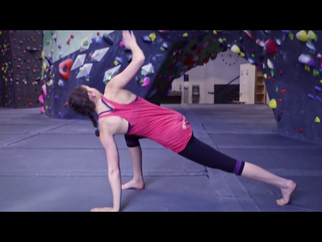 Climbing Mobility Warm Up