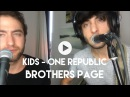 Kids - OneRepublic - Brothers Page Cover