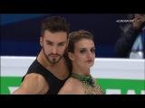Gabriella Papadakis Guillaume Cizeron European Championships 2018 SD B.ESP