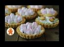 Пирожные Корзиночки с Белковым Заварным Кремом по ГОСТу