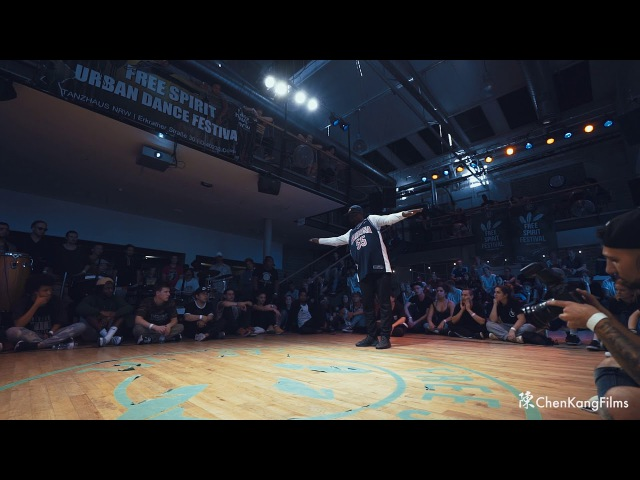 Free Spirit Festival 2017 MUSICOLOGY Yugson vs Trouble Hype n Buck - 1/4 Final