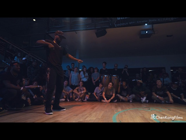 Free Spirit Festival 2017 MUSICOLOGY Big Liveness vs Waj Ji Hype n Buck - 1/4 Final
