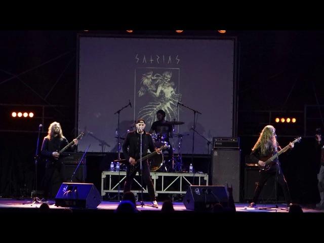 Satrias - Nibiru (Live at Bingo club, Kiev, 16.03.2018)