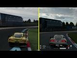 Forza 7 vs Gran Turismo Sport Beta Graphics Comparison