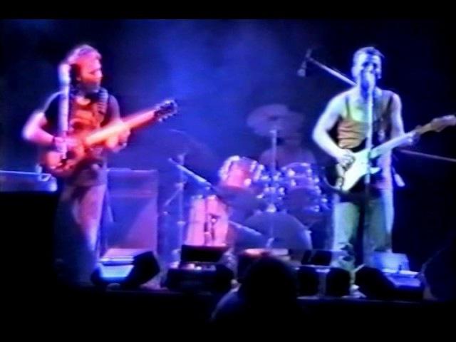 Чайф на VI фестивале Ленинградского рок-клуба 1988 год