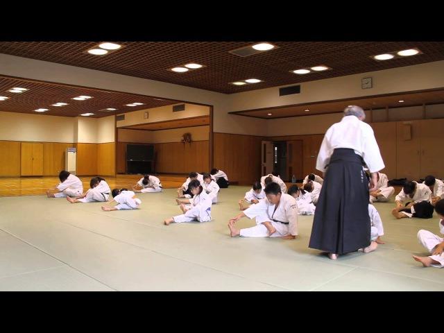 Misawa Sensei's Daily Warm Up Exercise