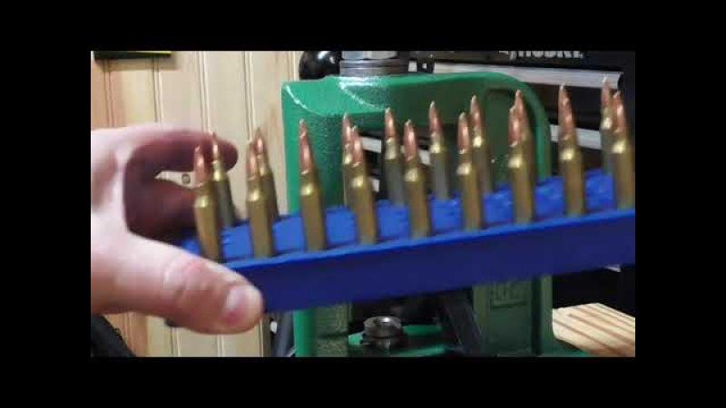 Снаряжение патронов от А до Я часть 10