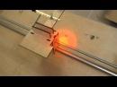 Станок для намотки вторичек для трансформаторов тесла
