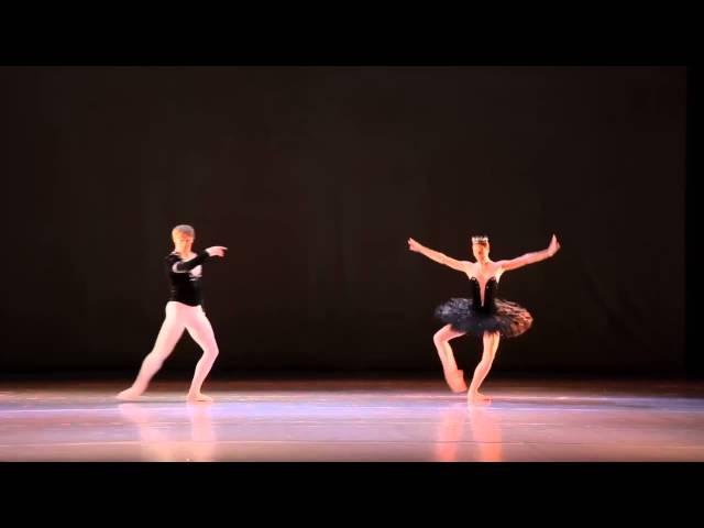 П. И. Чайковский, адажио из балета Лебединое озеро, хореография М. Петипа