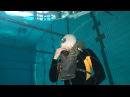На себе проверил армейский дыхательный аппарат. Military rebreather test.