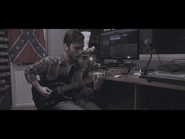 DEN BOWN - Emptiness (guitar playthrough)