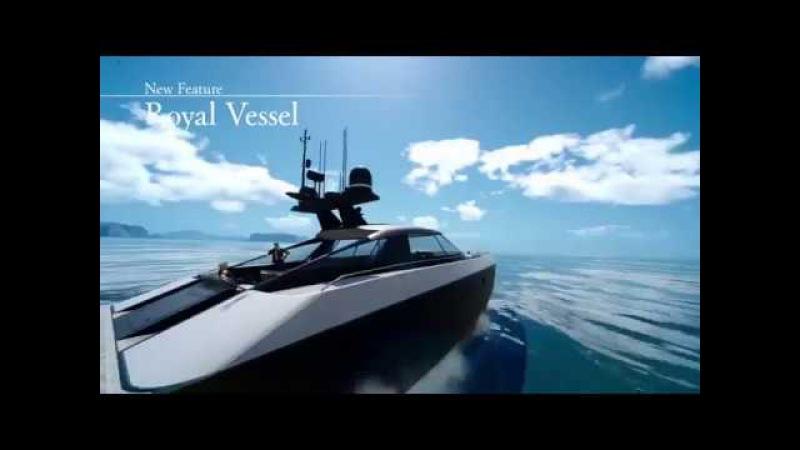 FINAL FANTASY XV ROYAL EDITION Announcement Trailer (2018)