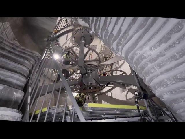 Строительство часов, способных проработать 10 тысяч лет
