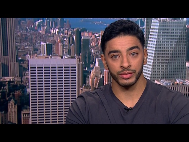 Model Laith Ashley on transitioning genders