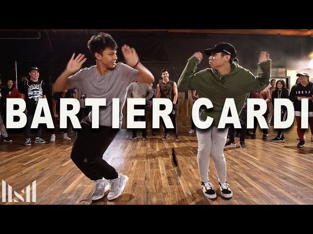 CARDI B Bartier Cardi Dance Matt Steffanina ft Kenneth Gabe