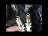 Замена свечей зажигания на 2UZ-FE (Lexus GX 470/Toyota Land Cruiser)
