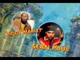 Sean Paul &amp Ziggy Marley - Three Little Birds