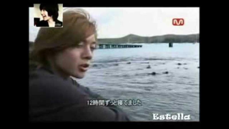 Kim hyunjoong - mom's favorite video cuts b4 his BOF days...
