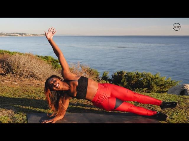 15-минутная домашняя тренировка пресса для укрепления и шлифовки. 15 min Abs Workout - At Home Ab exercises - Strengthening and Sculpting Abdominal Exercises