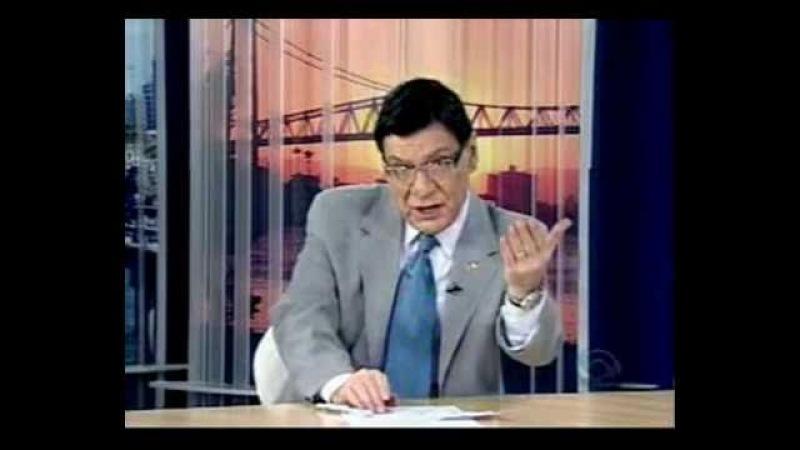 Malditos Miseráveis que Agora Compram Carros: Luiz Carlos Prates da RBS/TV Globo, Santa Catarina