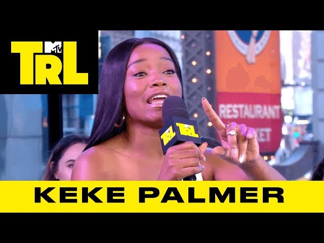 Keke Palmer on 'Scream' 'Berlin Station' Season 2 | Weekdays at 3:30pm | TRL