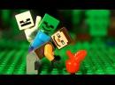 👑 НУБик 👑 ЦАРЬ МАЙНКРАФТА Мультфильмы Лего Лаки Блоки Троллинг Мультики Lego Minec...