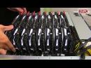 16 x GTX 1080 Ti , 4 x E5-2699 V4, 1,5TB RAM, stack by dual Asus ESC8000 G3 AZPC TV