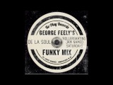 De La Soul - A Rollerskating Jam Named Saturday (George Feely Keep It Funky Mix)