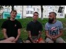 Беларускія добраахвотнікі ў прамым эфіры
