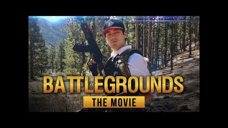 PlayerUnknowns Battlegrounds - ТРЕЙЛЕР ФИЛЬМА! | PUBG