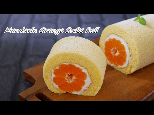 Lakomkavk Roll Cake is a type of sponge cake roll