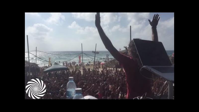 Upgrade @ Beach Party in Rishon Lezion - Israel 2015