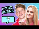 SONG LYRIC PRANK CONFESSION! (vs MattyBRaps)