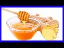 Combate la Infección Urinaria con este remedio casero de miel y Jengibre