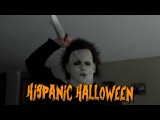 Hispanic Halloween David Lopez