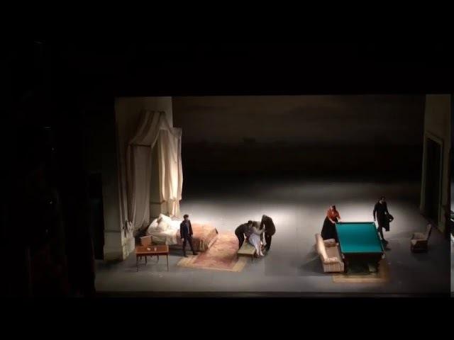 Netrebko - Nucci - Cosimo Rehearsal FINALE TRAVIATA