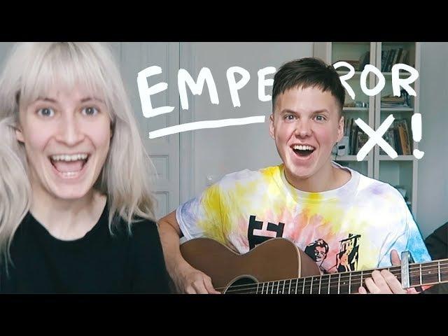 Erica Western Teleport — Emperor X cover   nixelpixel