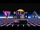 DIZKO FM 86.6 (Retrowave party - Promo Video)