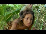 REAL Mowgli Girl Found Living with Monkeys in India Forest