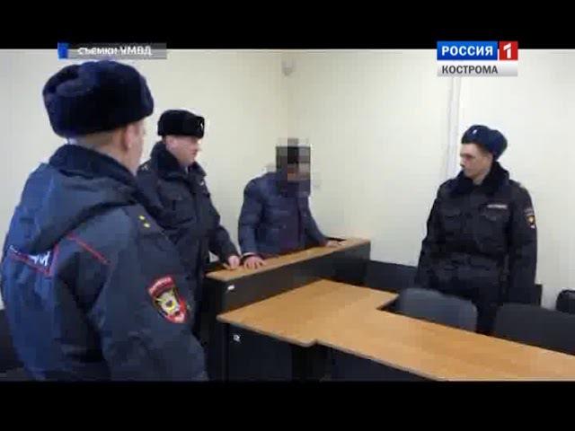 Мужчин, обчистивших ювелирную лавку в Судиславле, задержали по горячим следам