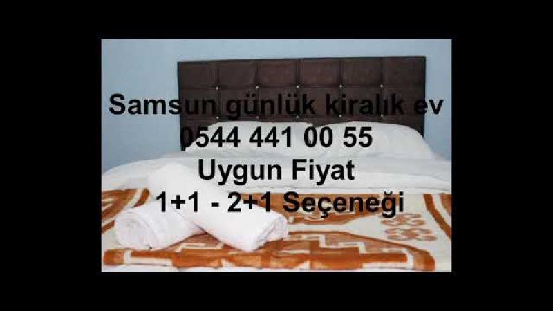 Samsun günlük kiralık ev 0544 441 00 55 Uygun Fiyat 21 Seçeneği 4