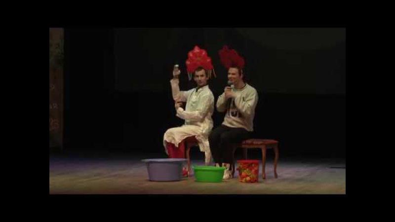 ЧЛ КВН-2017. Фінал. Привітання 2 Зачарована Десна Чернігів